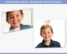 Load image into Gallery viewer, Back to School Portrait Packages - 4 Great Options!
