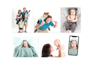 Portrait Package Voucher - 2 Great Options!