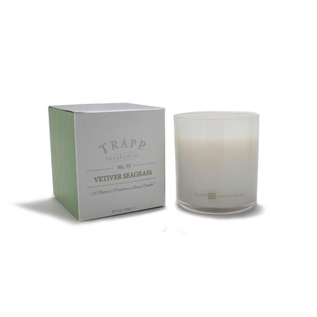 Trapp Vetiver Seagrass Candle 8.75oz.