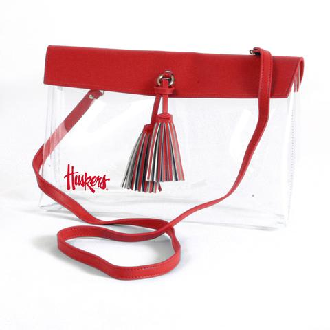 Nebraska Clear Rara Crossbody
