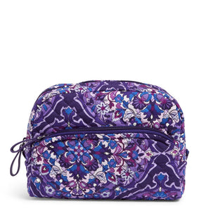 Vera Bradley Iconic Medium Cosmetic