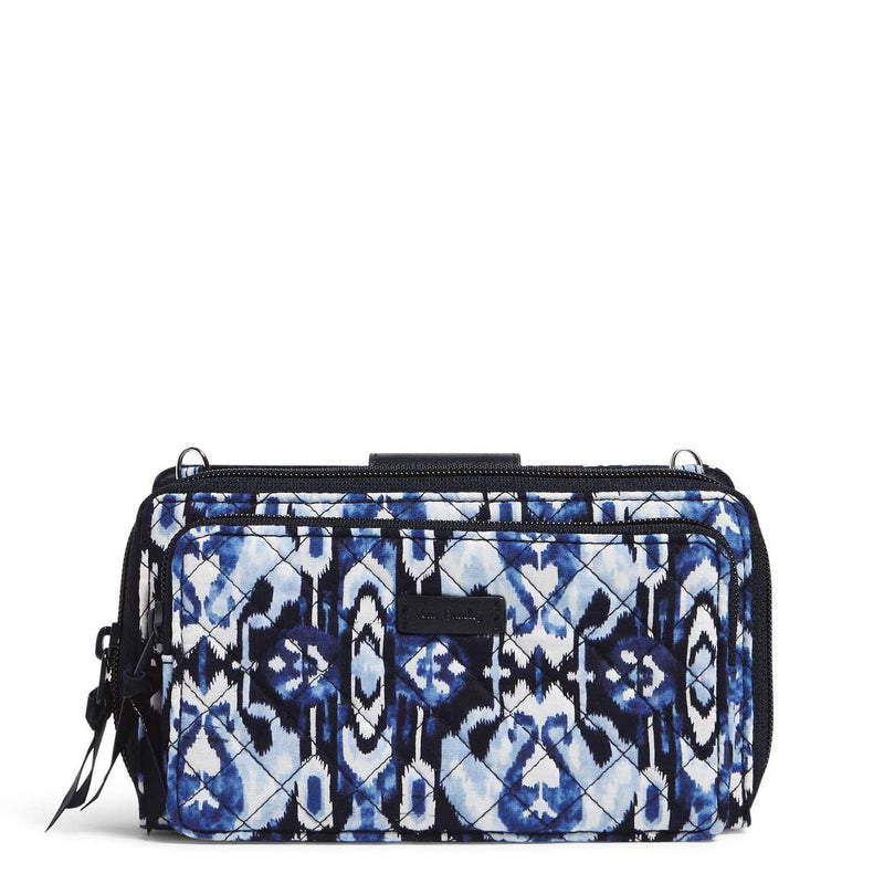 Vera Bradley RFID Deluxe All Together Crossbody Bag