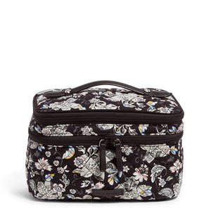 Vera Bradley Iconic Brush Up Cosmetic Case