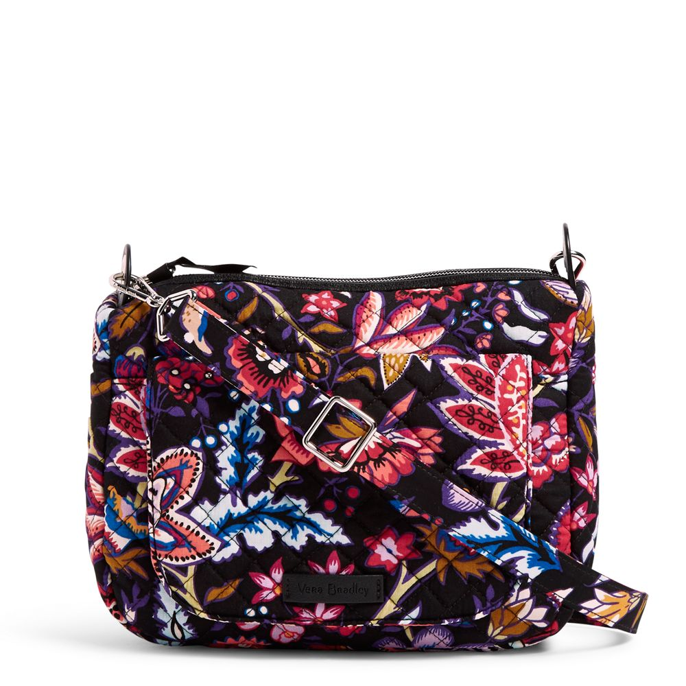 Vera Bradley Carson Mini Shoulder Bag