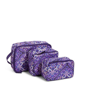 Vera Bradley Packable Packing Cube Set