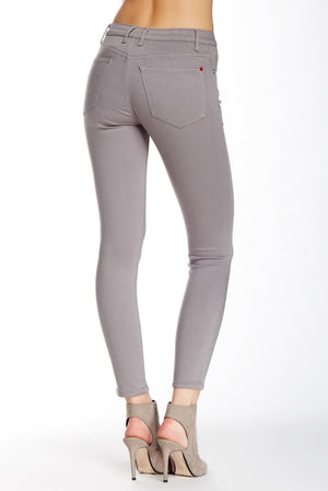 SPANX Slim-X Ankle Jeans in Lunar Grey