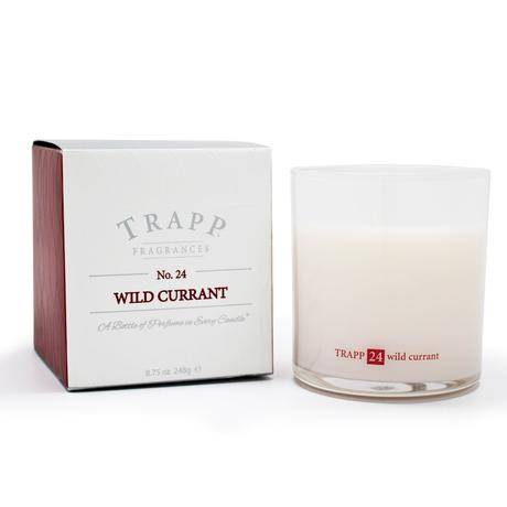 Trapp Wild Currant Candle 8.75oz.