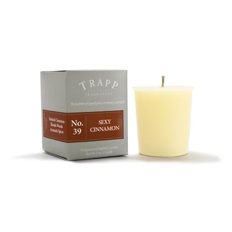 Trapp Sexy Cinnamon Candle Votive 2oz - 4 Pack