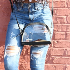 Half Moon Crossbody