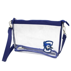 Clear Crossbody - Creighton University