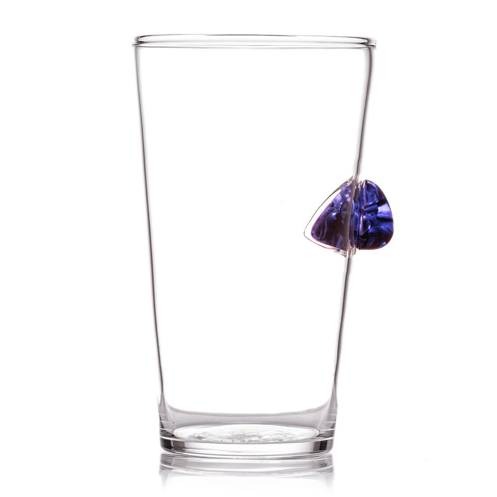 The Shredder Pint Glass
