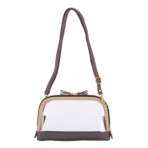 Santa Barbara Design Studio Clear Bow Stadium Bag