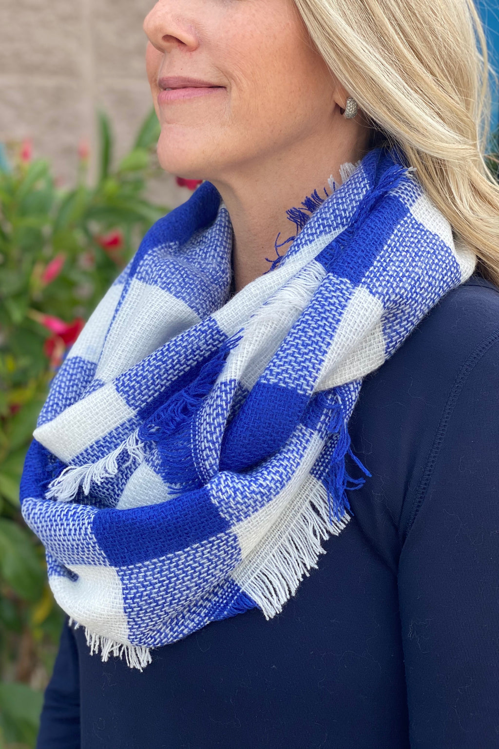 Bluejays Scarf