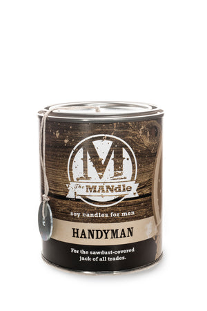 MANdle by Eco Candle Co.