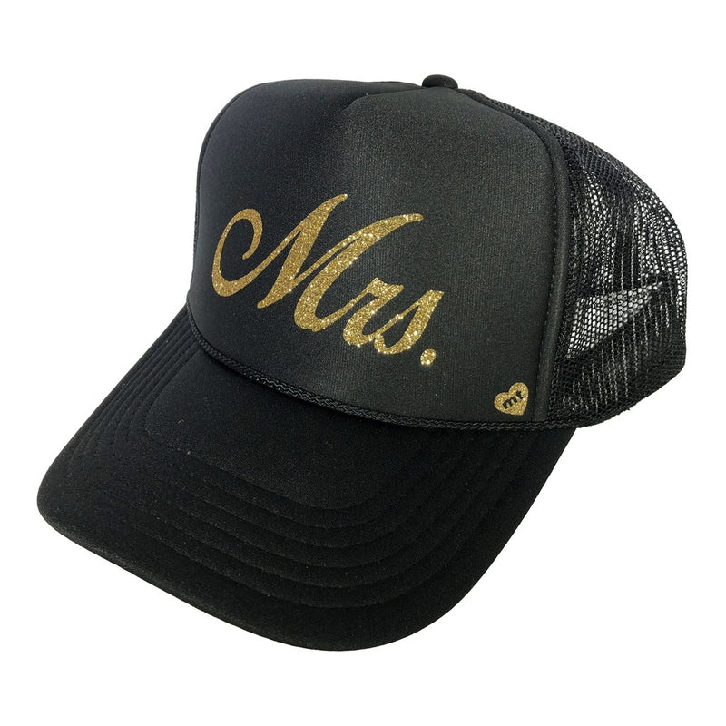 Mother Trucker Hat - Mrs.