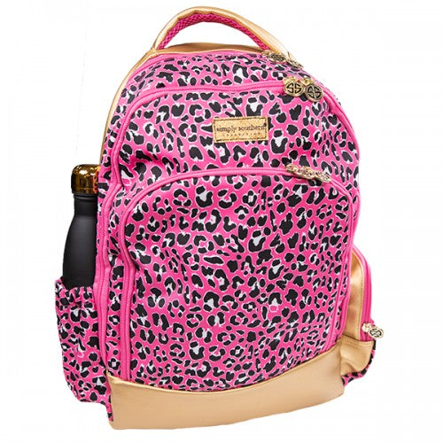 Simply Southern Leopink Backpack