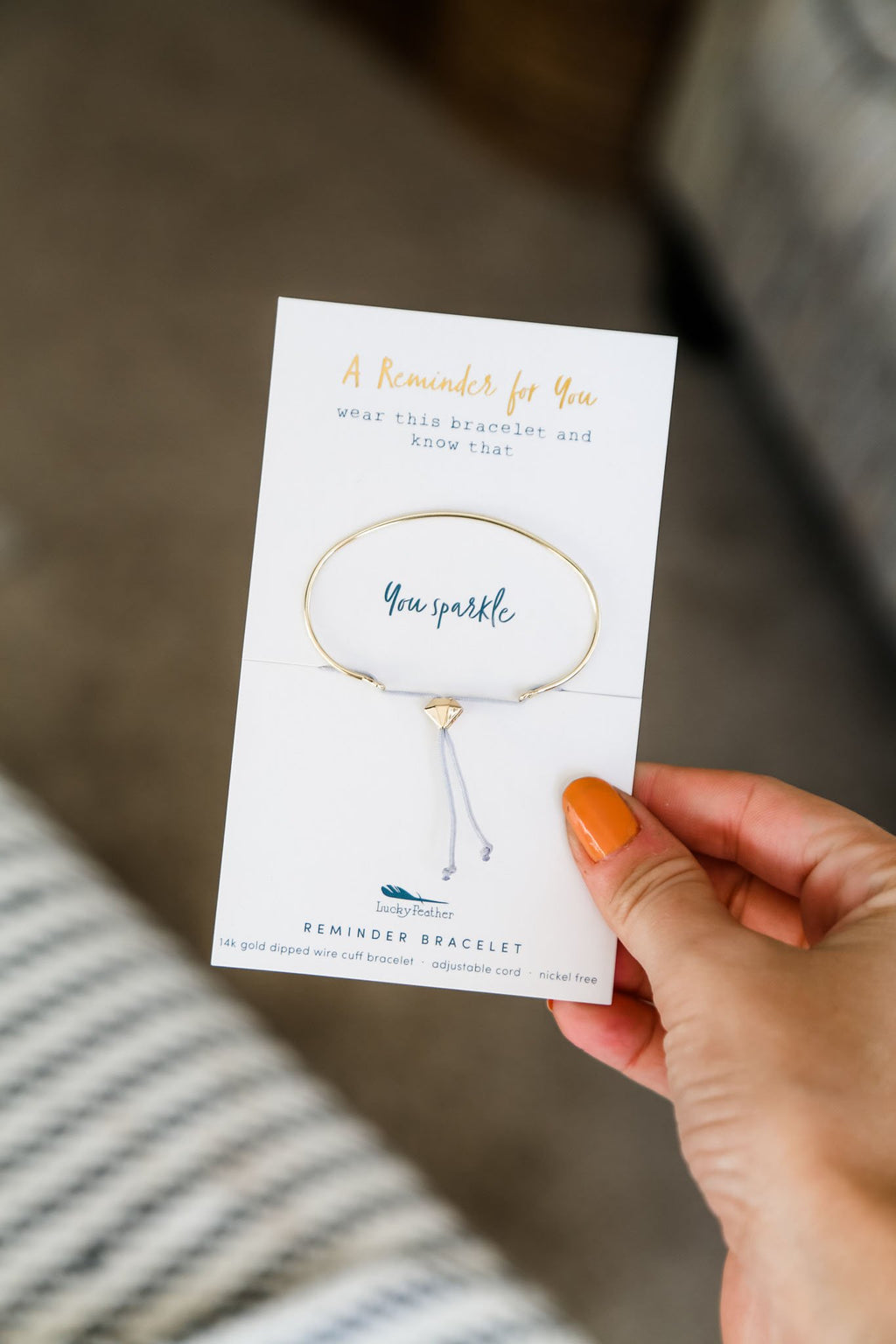 You Sparkle - Reminder Bracelet