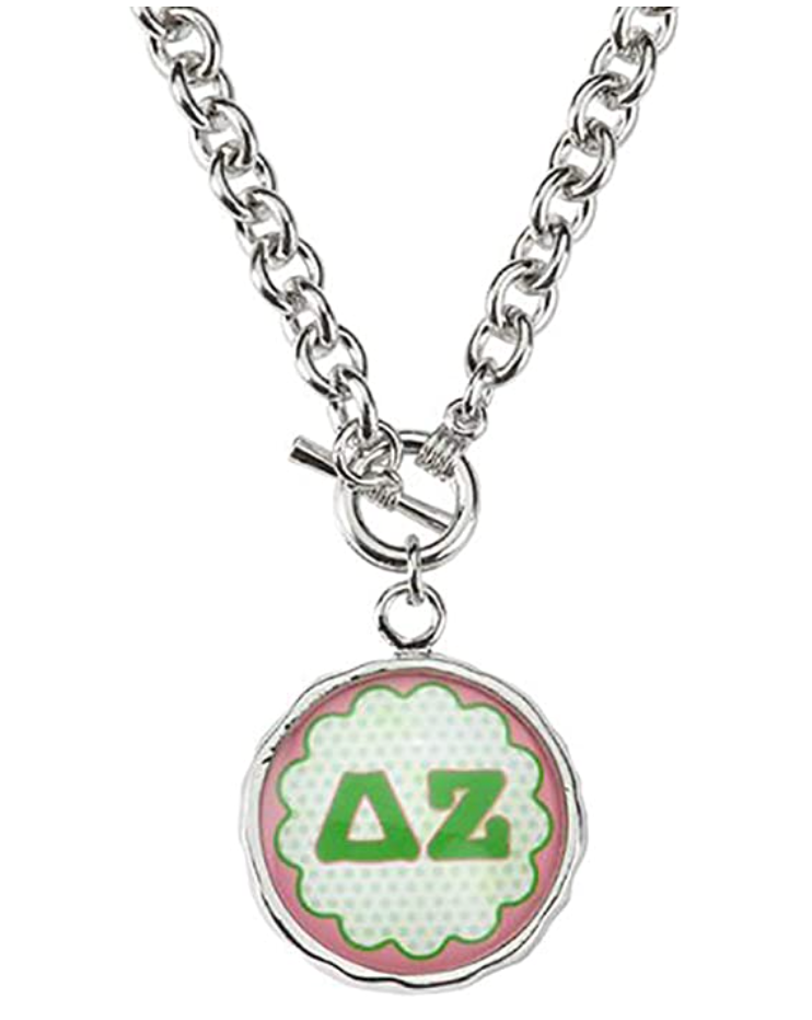 Sorority Bubble Necklace