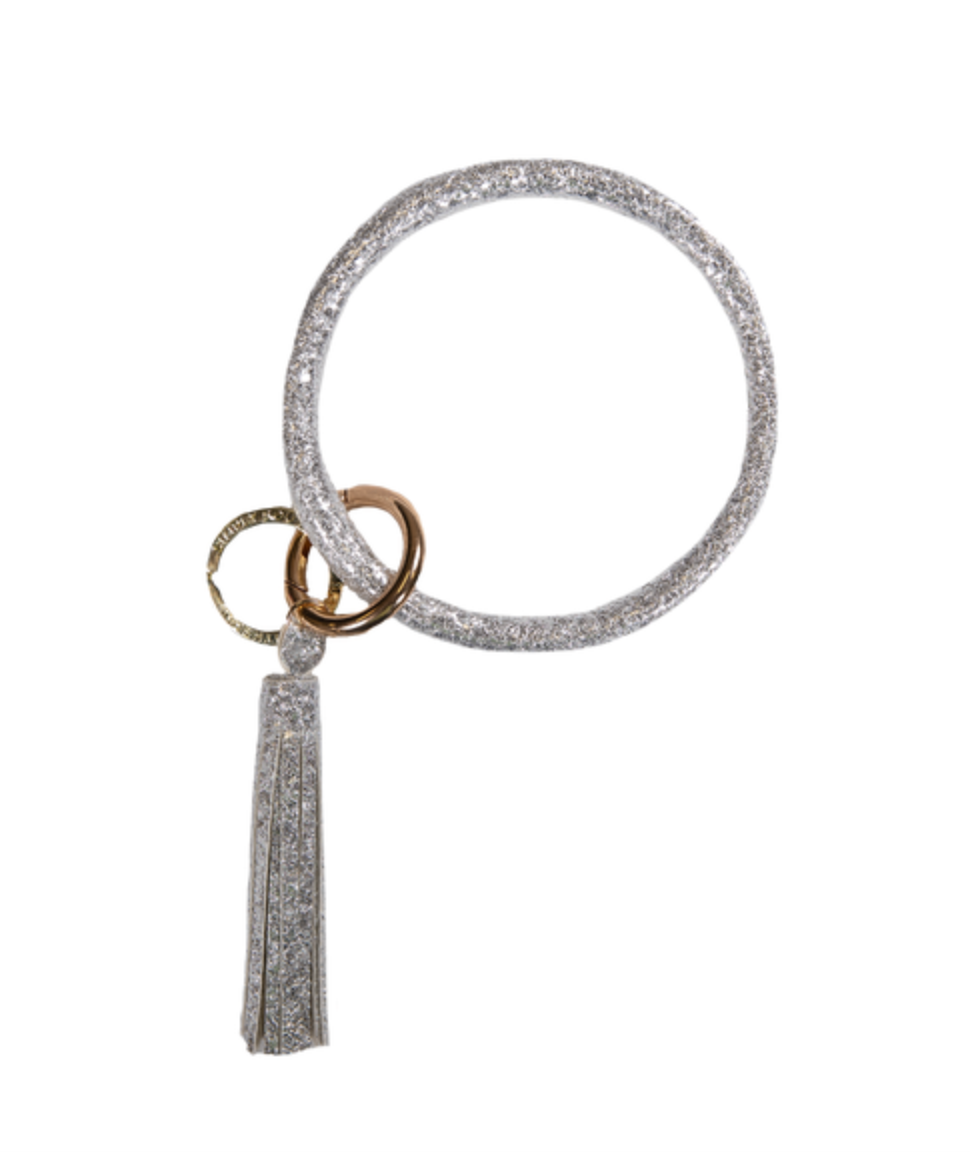 Simply Southern Bangle Key Ring