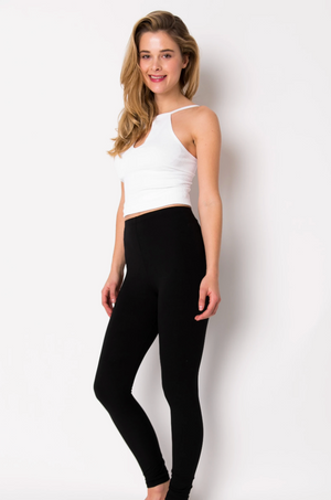 High Waist Yoga Top Super Soft Leggings