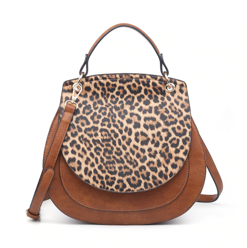Lennox Saddle Bag Safari Collection