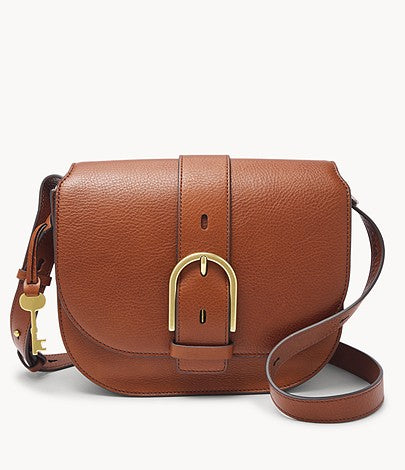 Fossil Wiley Saddle Bag