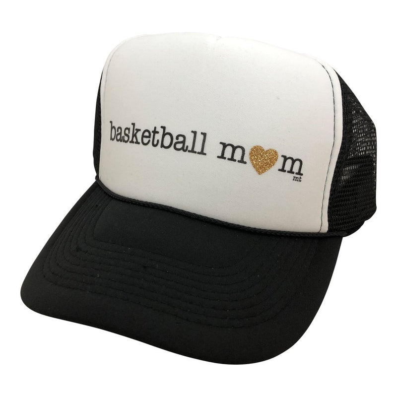 Mother Trucker Hat - Basketball Mom