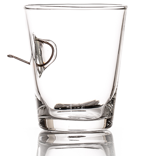 The Big Catch Shot Glass