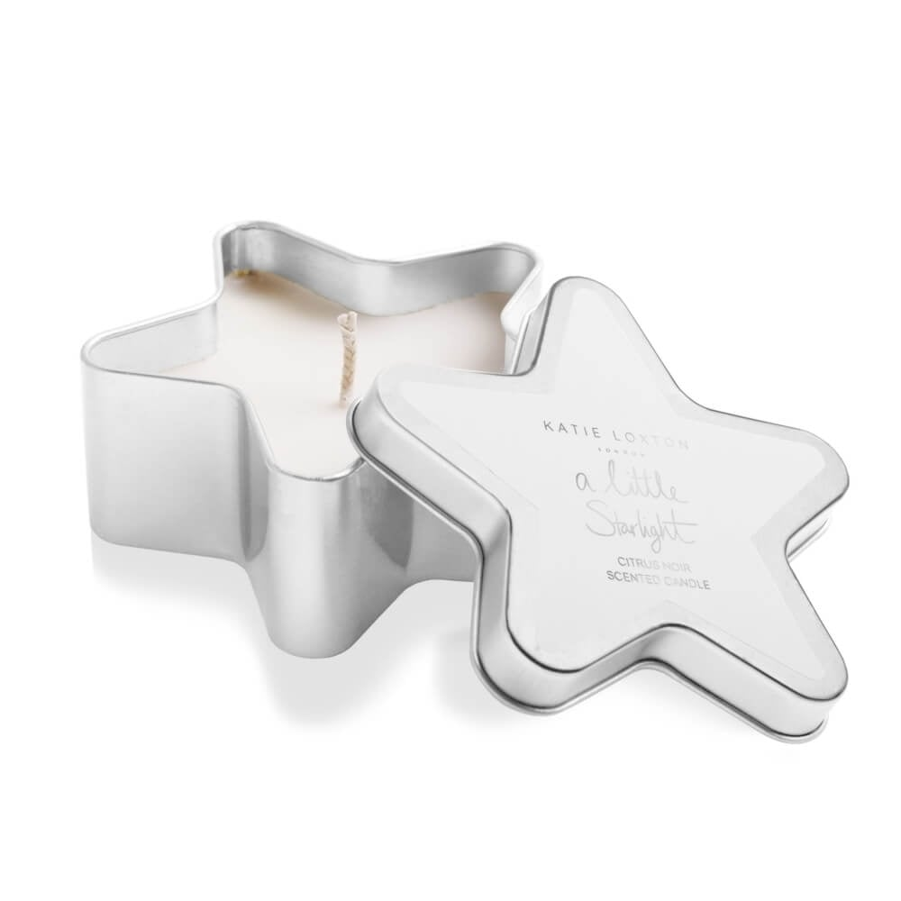 Katie Loxton A Little Starlight Star Tinned Candle