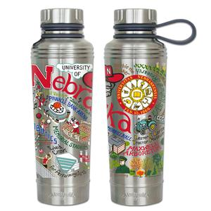 Catstudio University Of Nebraska Bottle