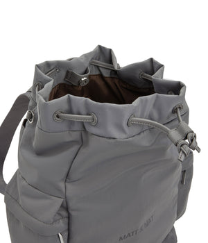 Matt & Nat Isla Diaper Bag, Grey