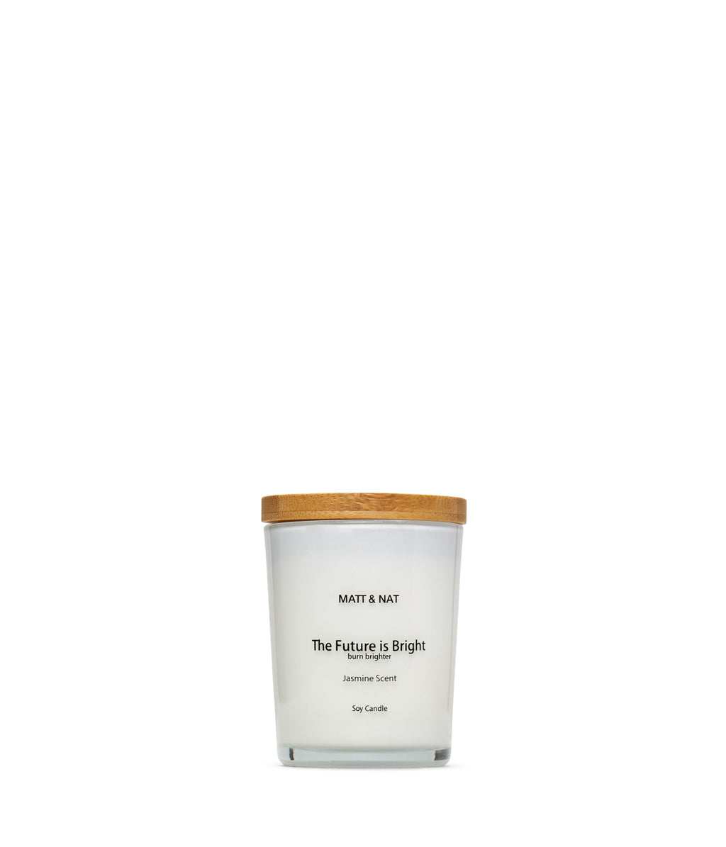 Matt & Nat FUTURE Candle - White