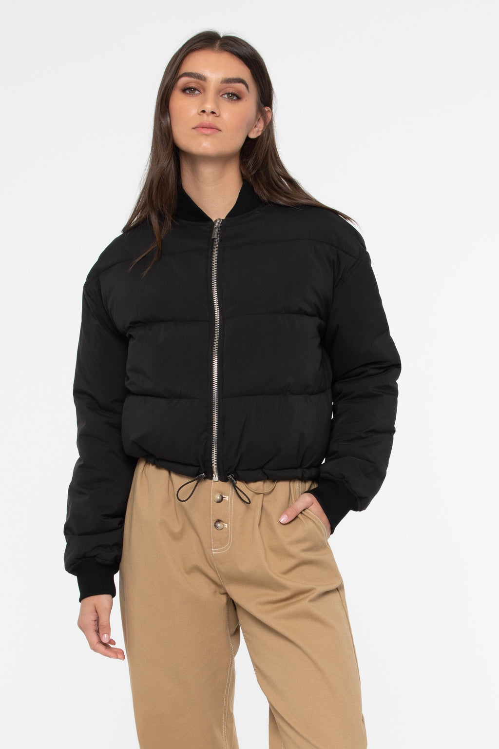Matt & Nat KENYA Vegan Bomber Jacket