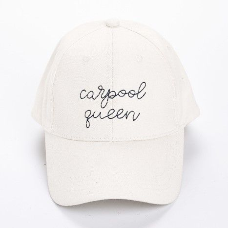 Carpool Queen Hat