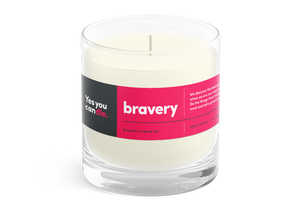 Bravery Candle