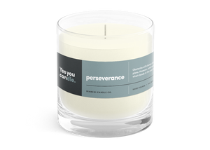 Perseverance Candle