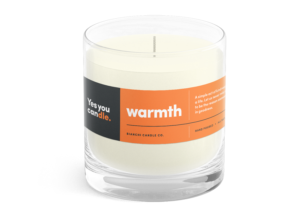 Warmth Candle