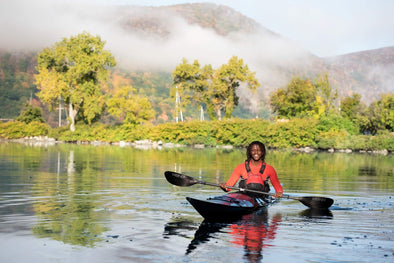 Q AND A WITH KAYAK INSTRUCTOR CHEV DIXON