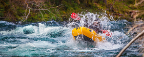 Packraft Whitewater