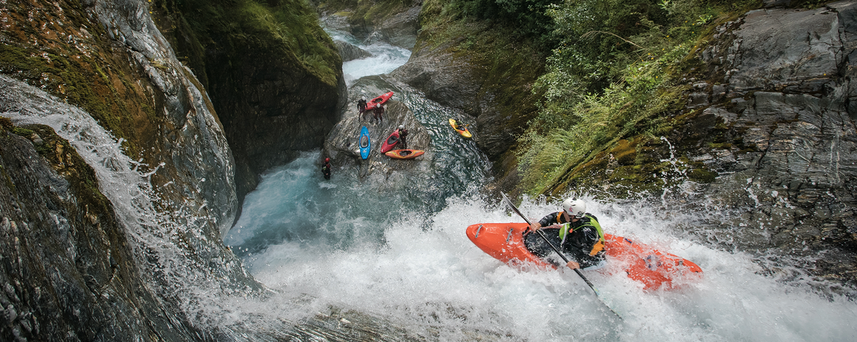 Ultimate Whitewater