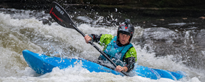 Whitewater Race