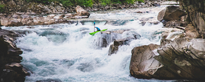 Whitewater River Running