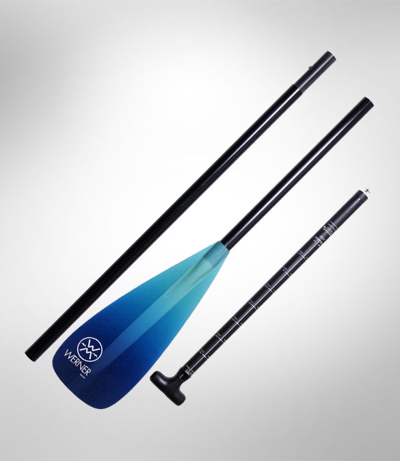 Zen 95 Travel Adjustable Straight Shaft