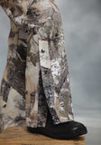 WOMENS WINTER CAMO BONDED SOFTSHELL PANTS