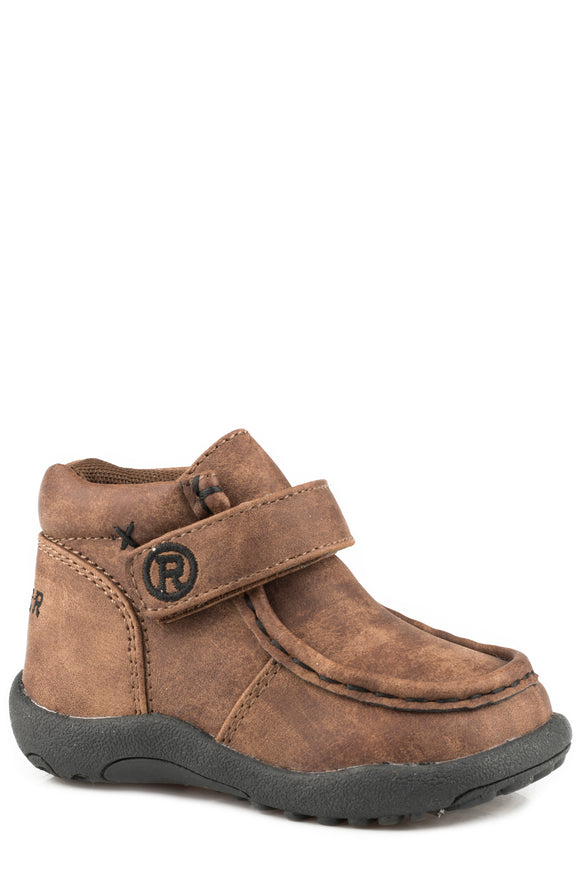 BOYS TODDLER CHUKKA VINTAGE BROWN