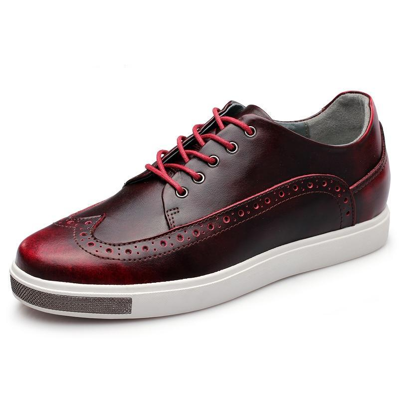 Leather Brogue