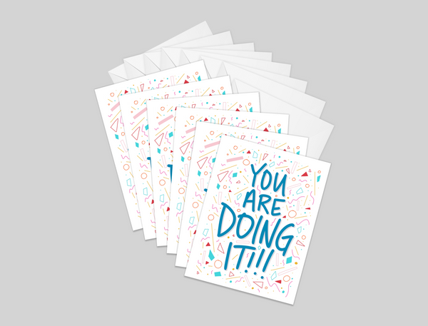 You Are Doing It - Boxed Set