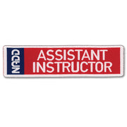 ASSISTANT INSTRUCTOR Patch