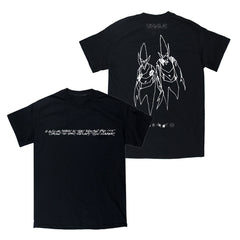BILLION YEARS T-SHIRT (BLACK)