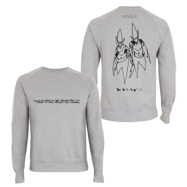 BILLION YEARS SWEAT (GREY)